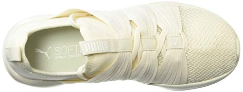 Puma Whisper White avec Arabesques Flourish White puma Femme 8Twrq8Ix4