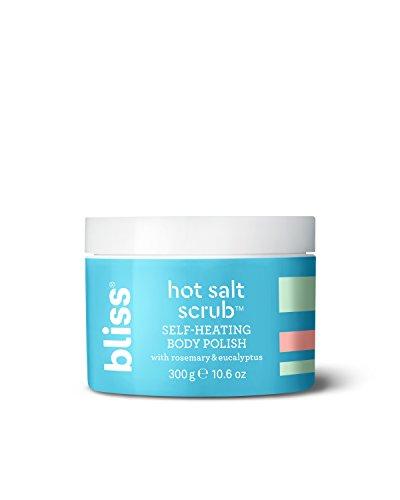 Bliss Hot Salt Scrub-12 oz.