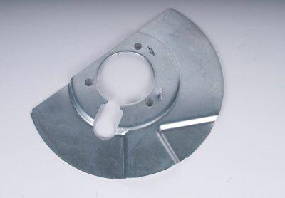 ACDelco 15753012 GM Original Equipment Front Passenger Side Brake Dust Shield