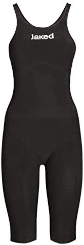 Jaked J Katana Knee Suit Open Back Black イギリスサイズ28