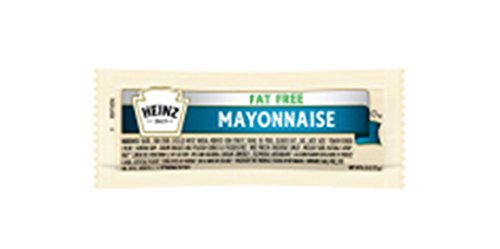 Heinz Fat Free Mayonnaise, 200 Count