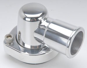 Billet Specialties 90720 Thermostat Housing for Big Block Ford by Billet Specialties (Image #3)