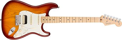 Fender American Professional Hss Shawbucker Stratocaster   Sienna Sunburst