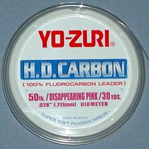 激安特価  yo-zuri HD B00DMEW2J8 Flurocarbonリーダー B00DMEW2J8 30 Test Yards,40 Flurocarbonリーダー Pound Test, きまっし屋:375011b2 --- staging.aidandore.com