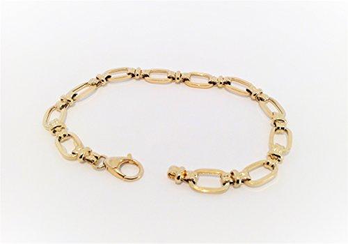 bracelet or jaune 18 carats(750/1000)