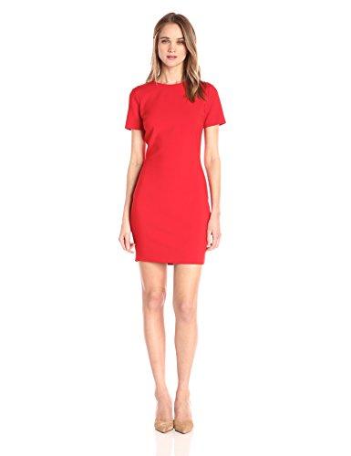 LIKELY Women's Manhattan Dress, Scarlet, 4 -