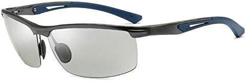 CDKET 男性用偏光サングラス、アウトドア旅行サングラス、運転手運転用ミラー、スポーツ、サイクリング CDKET (Style : 2)