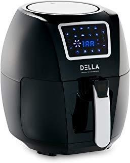DELLA Air Fryer LED Display, Small 048-GM-48210 1500W