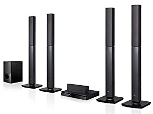 LG LHD655 - DVD HOME THEATER