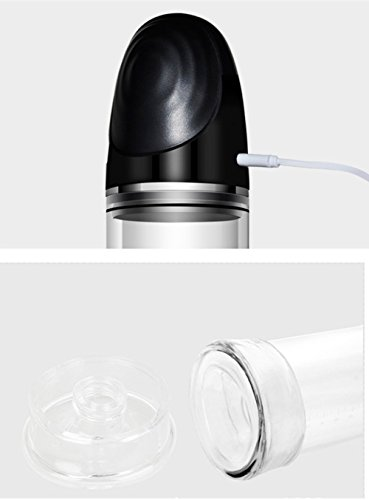 Automatic Penis Girth Vacuum Enlargement Pump USB Rechargeable,Enlarger Male Enhancement,Pro Men Extender Masturbation Cup Penisgrowth Pump Electric Penisextender Length Device for Men