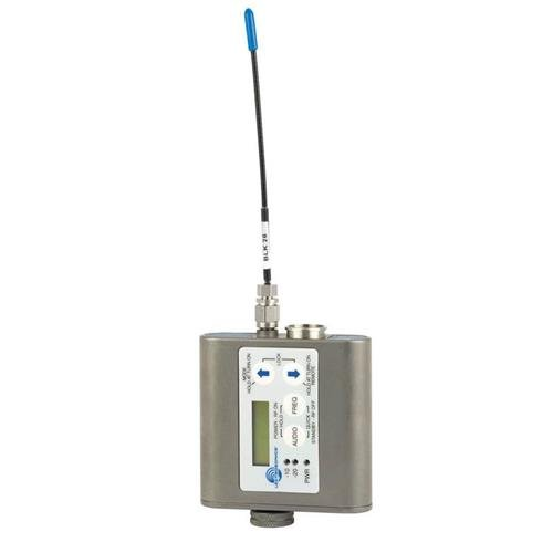 (Lectrosonics SMQV Super Miniature Variable Power Transmitter, Dual Battery, Frequency Block 22 (563.200-588.700MHz))