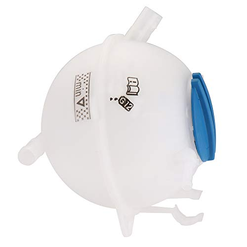 OCPTY Coolant Reservoir Bottle Coolant Overflow Tank Fits for Audi Volkswagen 1K0121407A