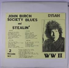 john birch society blues