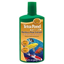 Barley & Peat Extract Pond Water (Barley Peat Extract)