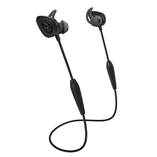 AY Bluetooth Earphones,Best Wireless V4.2 Sports Waterproof Headphones with Mic,Noise Cancelling Aptx Stereo Earphones ,Workout Headsets 7H battery and Sweatproof Lightweight Fit in Ear for Running.