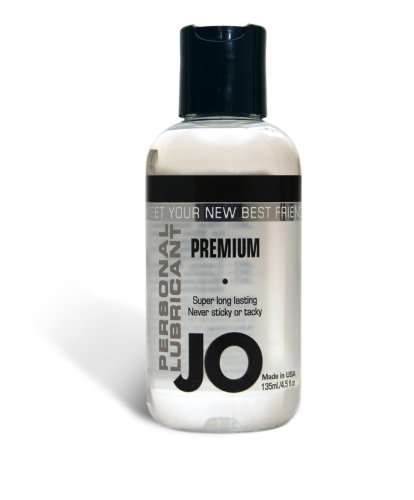 System Jo Premium Personal Lubricant, 4.5-Ounce Bottle, Health Care Stuffs