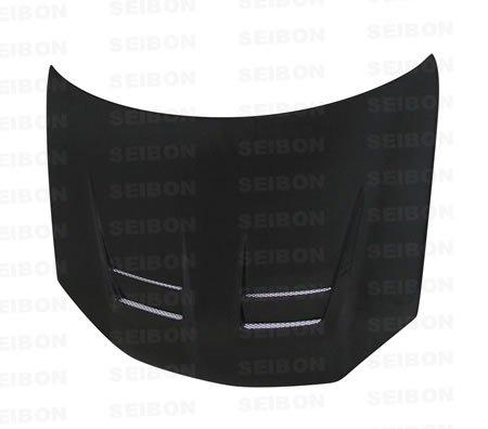 Gti Seibon Carbon Fiber (SEIBON 06-08 VW Golf GTI Carbon Fiber Hood DV Shaved 07)