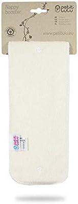 reutilizable y lavable Fabricado en Europa beige Talla:Pack of 6 pcs Petit Lulu EC Pa/ñal Inserto largo para pa/ñales m/ínimos