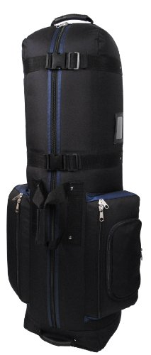 - CaddyDaddy Golf Constrictor 2 Travel Cover (Black/Navy)