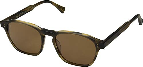 - RAEN Optics Unisex Aren 53 Matte Sand Dune/Groovy Bronze One Size