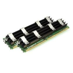 Kingston Technology Fully Buffered System Specific Memory Model 8 Dual Channel Kit DDR2 667 (PC2 5300) 240-Pin SDRAM KTS-SESK2/8G 667 Pc2 5300 Dual Channel