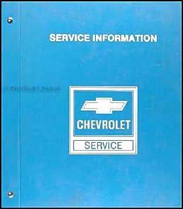 1984 chevy citation ii and celebrity repair shop manual original rh amazon com Yellow Book Citation Manual Citation Checker