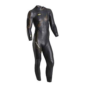 blueseventy 2019 Men's Reaction Triathlon Wetsuit – for Open Water Swimming – Ironman & USAT Approved