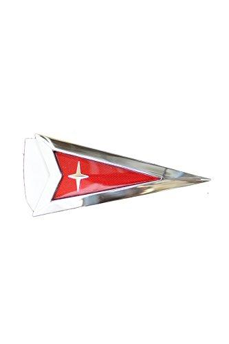 Genuine GM 22689321 Grille Emblem, Front