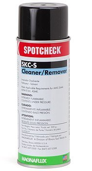 Aircraft Tool Supply Magnaflux Spotcheck Cleaner/Remover (12Oz)