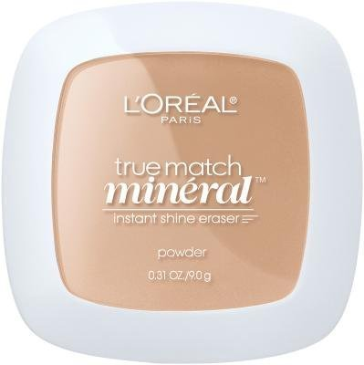 - L'Oreal True Match Mineral Pressed Powder - Buff Beige (Pack of 2) by L'Oreal Paris