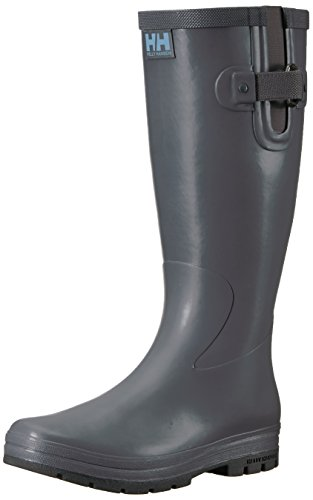 Helly Hansen Women's W Veierland 2 Wellington Boots, (Dark Grey 735), 7 UK...