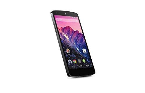 LG Google Nexus 5 D820 16GB Unlocked GSM 4G LTE Quad-Core Smartphone, White w/ 8MP Camera (Certified Refurbished)