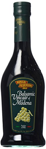 Monari Balsamic Vinegar, Green, 16.9 -