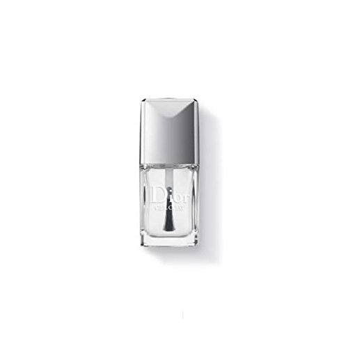 Dior Coat - Christian Dior Gel Top Coat for Unisex, 0.33 Ounce