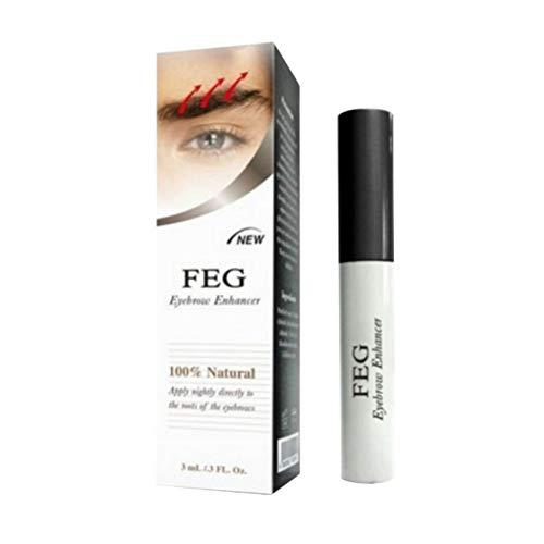 99c32badd7a Eyebrow Growth Enhancing Grow Stronger Fuller Thicker Healthier Shapely  Eyebrows Repair Regrow Weak Growth Enhancer Rapid Regrowth Thicker Longer  Brows ...