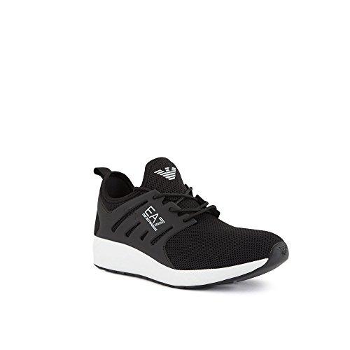 Emporio Armani EA7 248033 Sneakers Uomo Nero 10