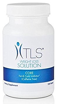 WEIGHT LOSS SOLUTION TLS® CORE Fat & Carb Inhibitor caffeine free 120 tables ()