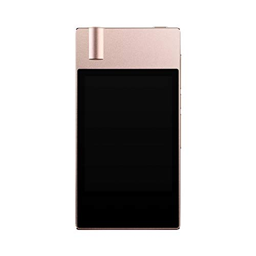 PLENUE J (64GB / Jupiter Gold) High Resolution Audio Player / 53 Hours Playback, Super Slim & Lightweight ()