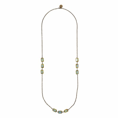Glass Czech Necklace | Antique Necklace | Long Gold Necklace for Women | Orlando - Orlando Fashion Square
