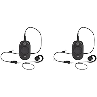 Discount 2 Pack of Motorola CLP1010 On-Site 1 Channel Two-Way Business Radio