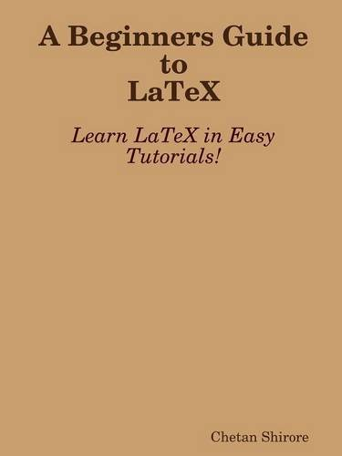 19 Best-Selling LaTeX Books of All Time - BookAuthority
