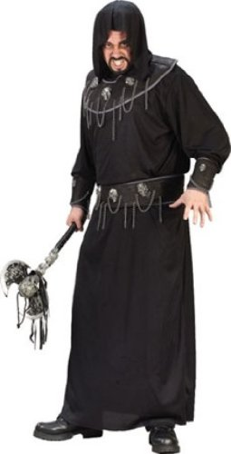Adult Executioner Costume-Standard Adult size fits 140-200lbs -