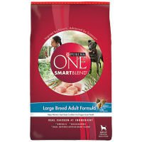 PURINA O.N.E. 178562 One Large Breed Adult Formula for Pets,