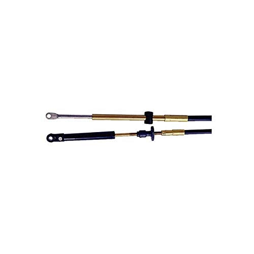 AMRT-CCX20506 * TFXtreme Control Cable for Johnson, Evinrude, OMC 1979 & Newer - 6 Ft