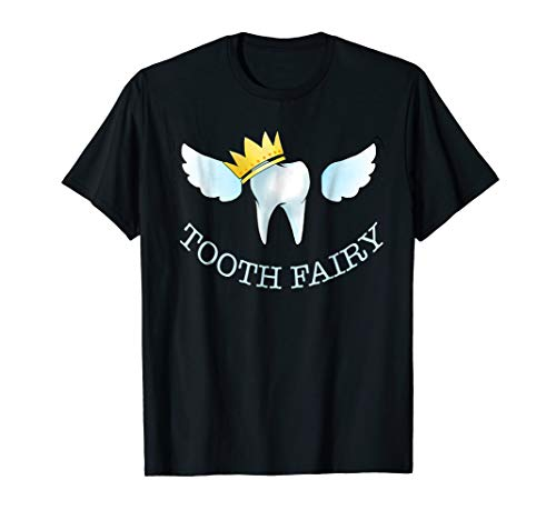 Halloween Tooth Fairy costume Funny Men Women T