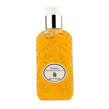 Gel Etro Shower Gel (Etro Vetiver Perfumed Shower Gel 250ml/8.25oz)