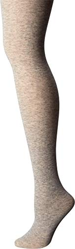 - Falke Women's Sensual Cashmere 50 Tights, Anthracite Melange, Large