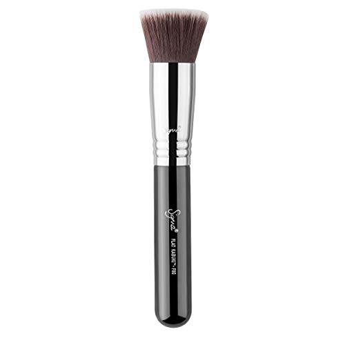 Sigma Beauty F80 Flat Kabuki Brush, Black