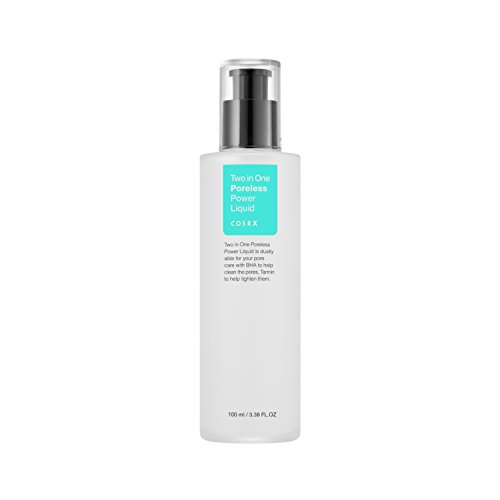 COSRX Two in One Poreless Power Liquid, 100ml / 3.38fl.oz/Clearing and Tightening Enlarged Pores