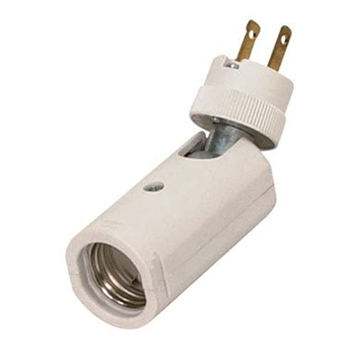 Satco Plug A Light Adapter 250 W 125V